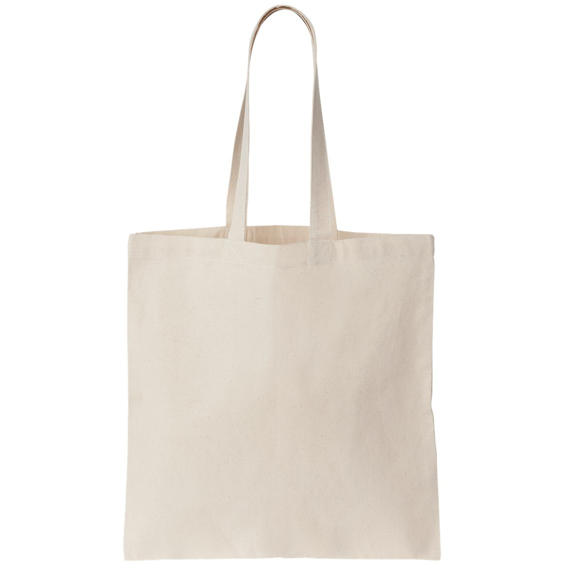 Liberty Bags 8860 Nicole 6 Ounce Cotton Canvas Tote - Natural ...