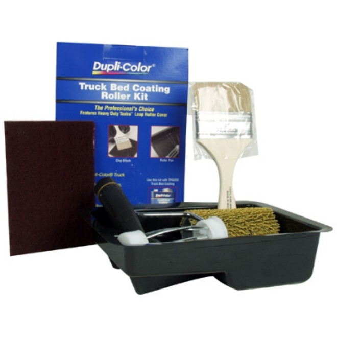 Dupli Color Truck Bed Coating Roller Kit Fullsource Com