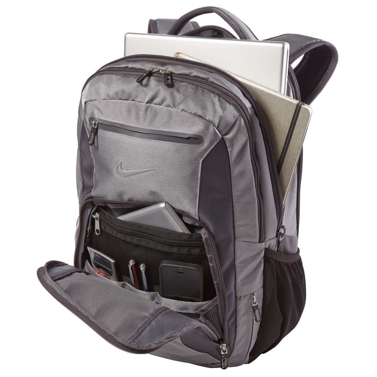 26f85d36fb37 Nike TG0242 Elite Backpack - Wolf Grey Dark Grey