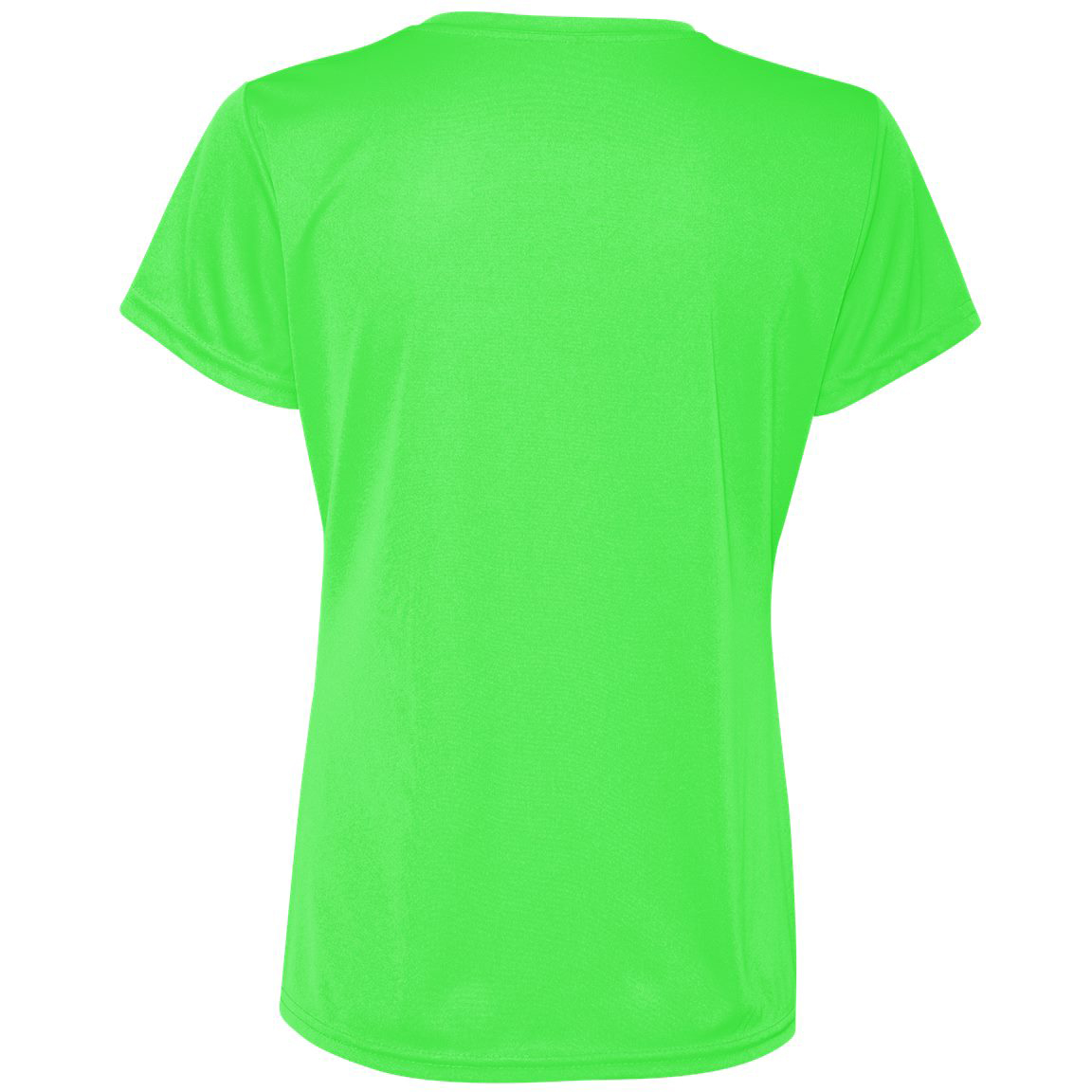 8506eb24f1d Augusta Sportswear 1790 Women s V-Neck Wicking T-Shirt - Lime. AUG-1790-Lime.  AUG-1790-Lime