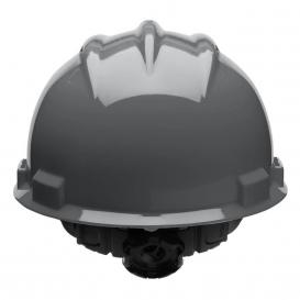 Bullard S62DGR Standard Vented Hard Hat - Ratchet Suspension - Dove Grey