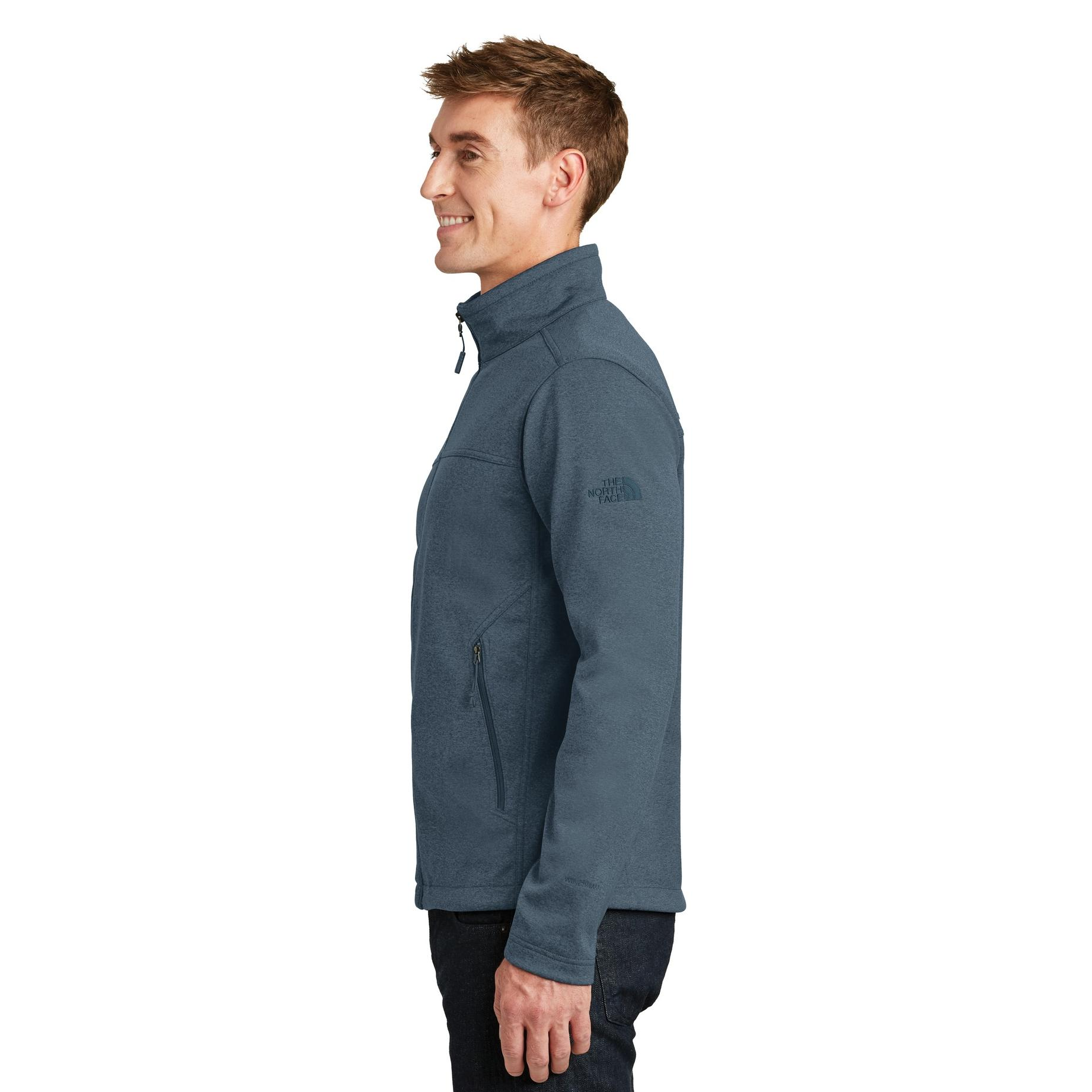 88211c868 The North Face NF0A3LGX Ridgeline Soft Shell Jacket - Urban Navy ...