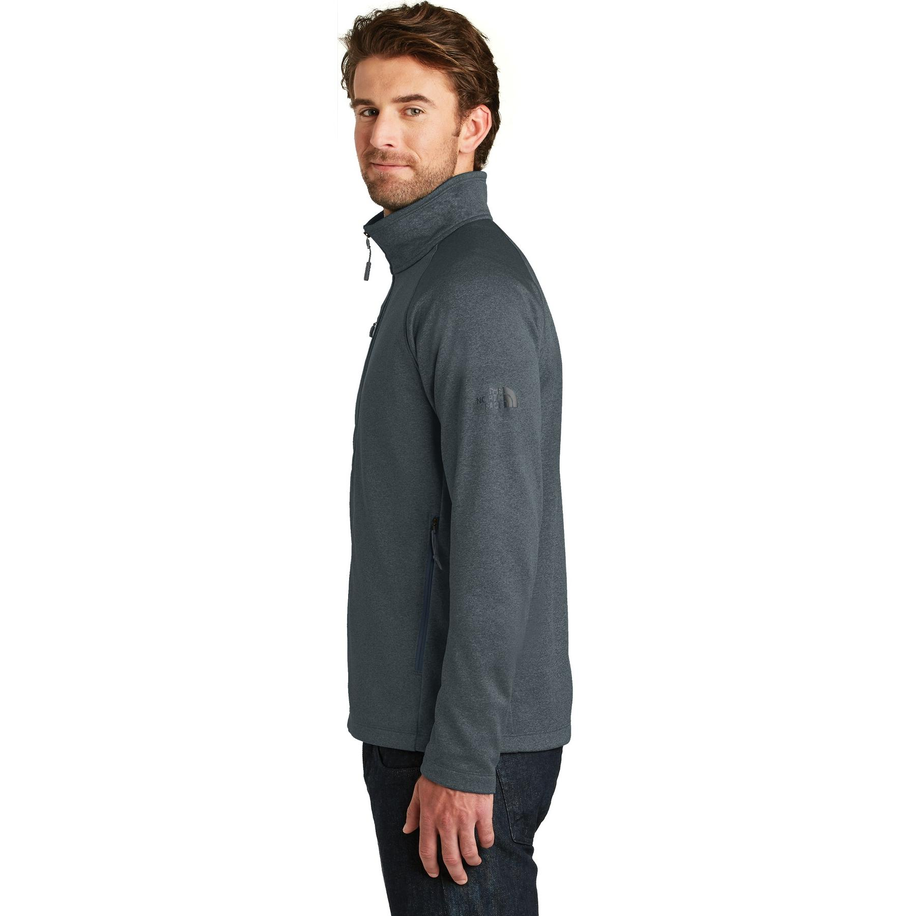 6b8b0dd0eca4 The North Face NF0A3LH9 Canyon Flats Fleece Jacket - Urban Navy ...