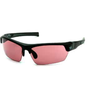 View Pink Safety Glasses